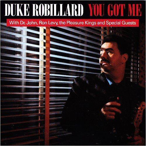 Duke Robillard - You Got Me (1988)