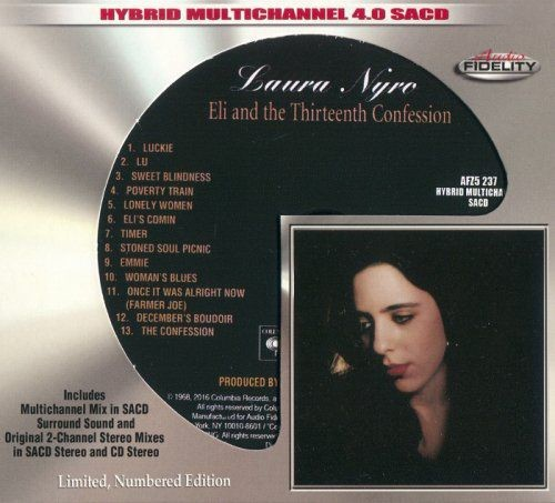 Laura Nyro - Eli and The Thirteenth Confession (1968) [2016 Audio Fidelity]