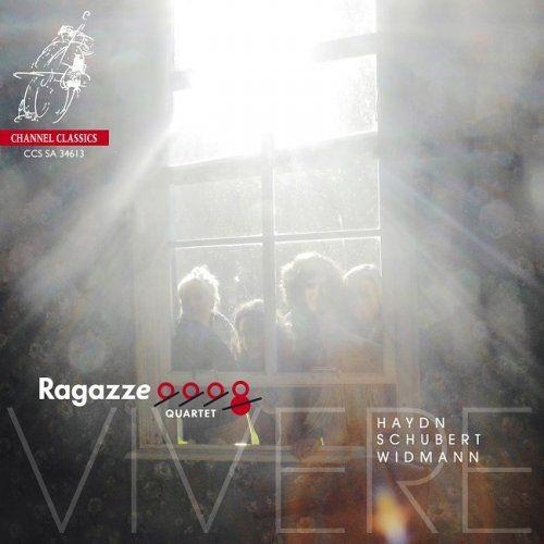 Ragazze Quartet - Haydn, Schubert, Widmann - Vivere (2013) [HDTracks]