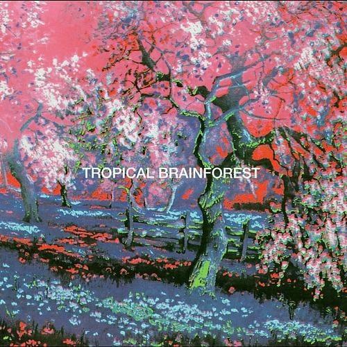 Percewood's Onagram - Tropical Brainforest (Reissue, Remastered) (1972/2003)
