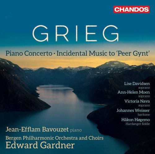 Bergen Philharmonic Orchestra & Edward Gardner - Grieg: Peer Gynt, Op. 23 & Piano Concerto in A Mino...