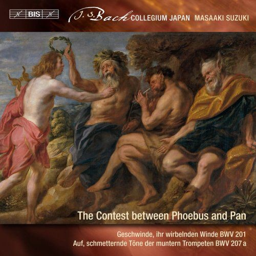 Bach Collegium Japan & Masaaki Suzuki - J.S. Bach: Secular Cantatas, Vol. 9 - The Contest Between Ph...