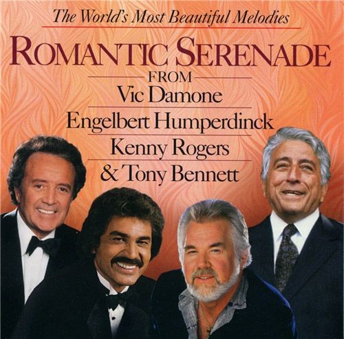 Various Artist - Romantic Serenade (The World's Most Beautiful Melodies) (2001) Mp3