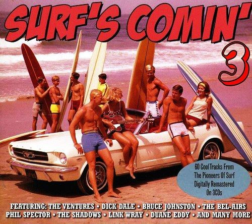 Various Artist - Surf's Comin' vol.3 (2011)