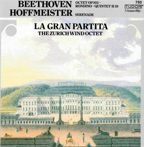 Zurich Wind Octet - Beethoven: Octet - Hoffmeister: Serenade (2018)