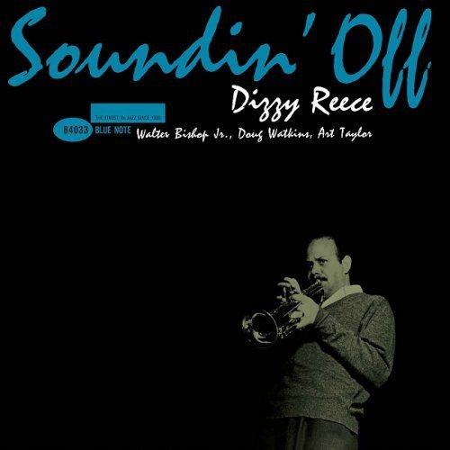 Dizzy Reece - Sounding Off (1960/2013) [DSD64] DSF + HDTracks