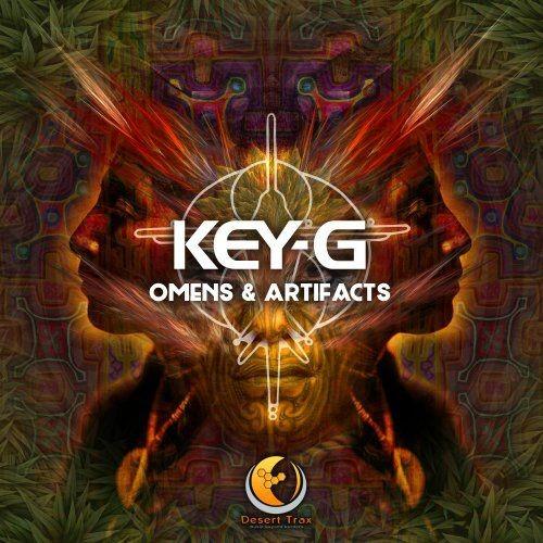 Key-G - Omens & Artifacts (2017) Full Album