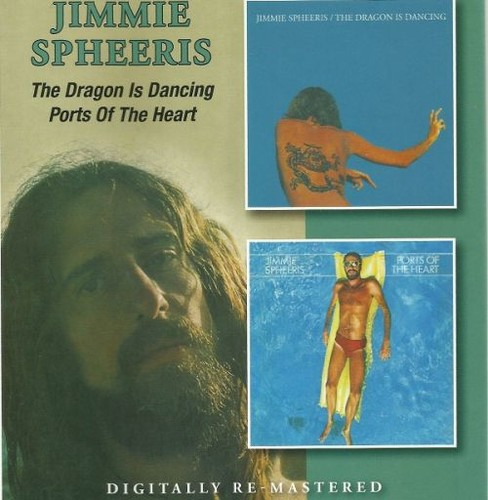 Jimmie Spheeris - The Dragon Is Dancing / Ports Of The Heart (1975-76/2014)