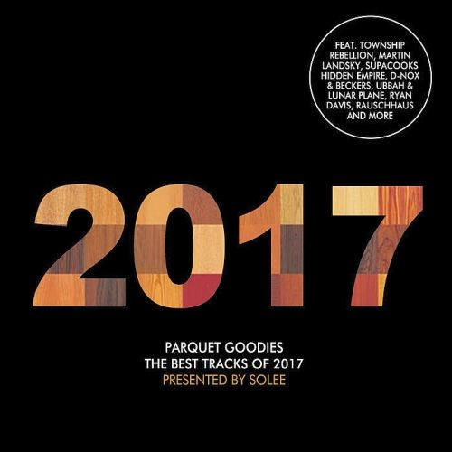 Various Artists - Parquet Goodies 2017 (Parquet Germany) (2018)