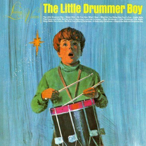 Living Voices - The Little Drummer Boy (1965/2016) [HDTracks] Full Album