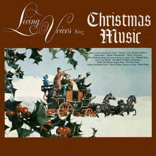 Living Voices - Sing Christmas Music (1962/2016) [HDTracks] Full Album