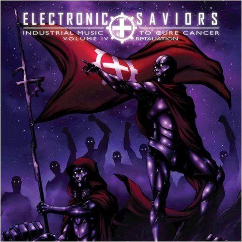 VA - Electronic Saviors Vol 4: Retaliation (2016)