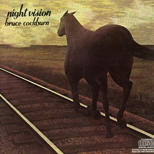 Bruce Cockburn - Night Vision (1973) 320 Kbps