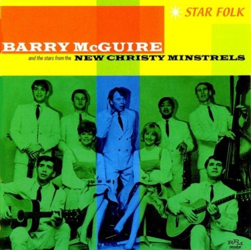 Barry McGuire & The New Christy Minstrels - Star Folk (1963) [Remastered, 2007] CD Rip