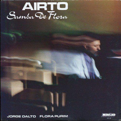 Airto Moreira - Samba De Flora (1989)