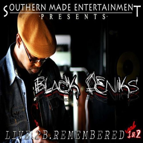 Black Feniks - Live 2B Remembered Vol. 1 & 2 (2018)