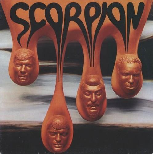 Scorpion - Scorpion (1969) Vinyl Rip