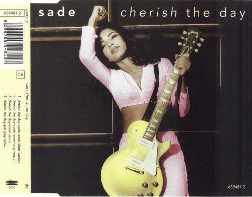 Sade - Cherish The Day (Maxi-Single) (1993)