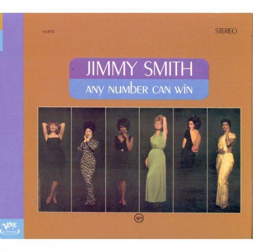 Jimmy Smith - Any Number Can Win (1963), 320 Kbps