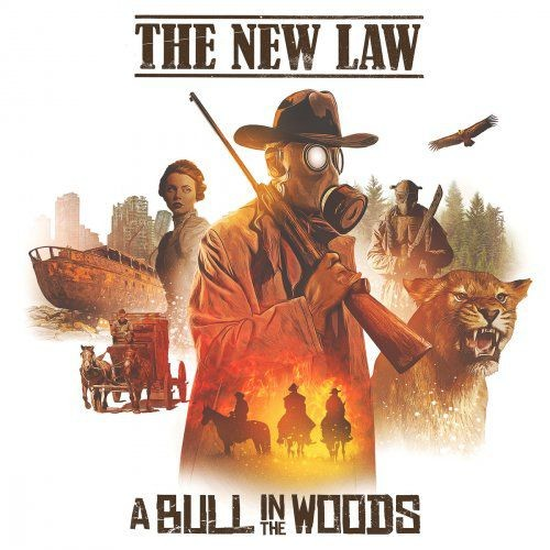 The New Law - A Bull in the Woods (2018) Full Album