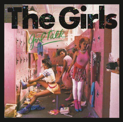 The Girls - Girl Talk (Bonus Track Version) (2014) [Hi-Res]