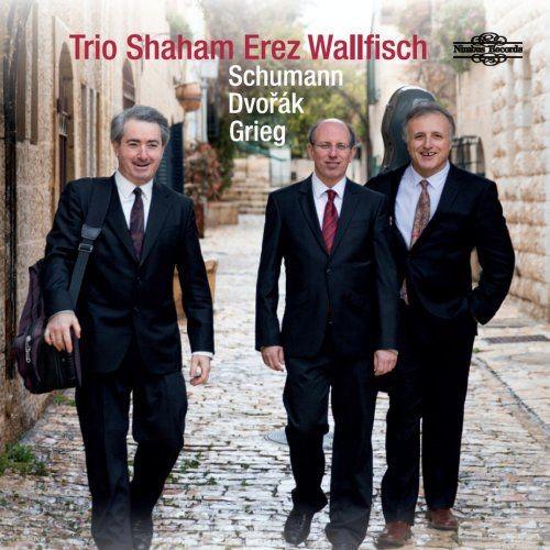 Trio Shaham Erez Wallfisch - Schumann, Dvo??k & Grieg: Piano Trios (2018)