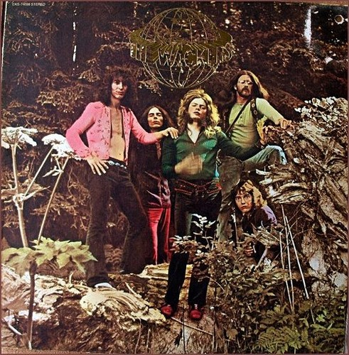 The Wackers - Wackering Heights (1971) Vinyl Rip