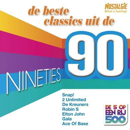VA - Nostalgie De Beste Classics Uit De Nineties (2014)