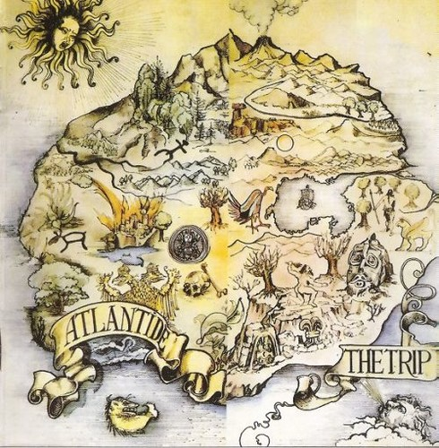 The Trip - Atlantide (Reissue) (1972/1995)
