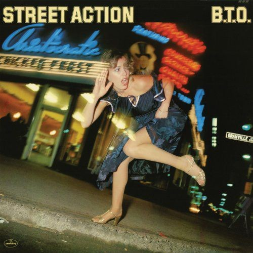 B.T.O. - Street Action (1978/2016) [Hi-Res]