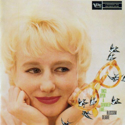 Blossom Dearie - Once Upon A Summertime (1958)