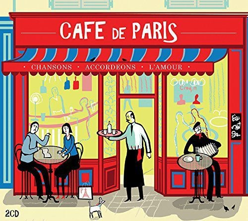 VA - Cafe de Paris (2CD) (2013)