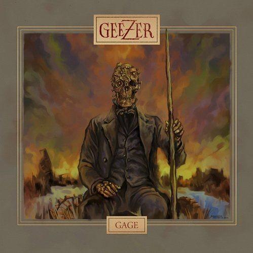 Geezer - Gage (2014) Full Album