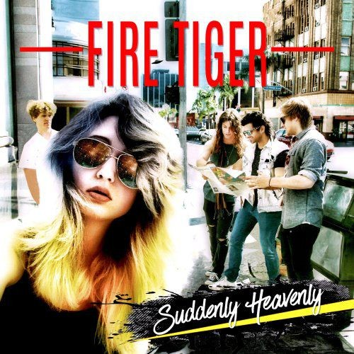 Fire Tiger - Suddenly Heavenly (2018)