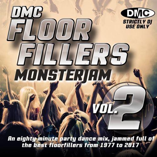 Various Artists - DMC Floorfillers Monsterjam Vol. 2 (1977-2017)