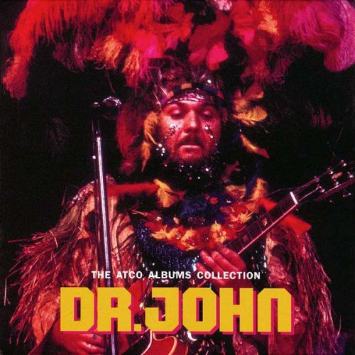 Dr. John ?- The Atco Albums Collection (7CD Box Set) (Reissue, Remastered 2017)