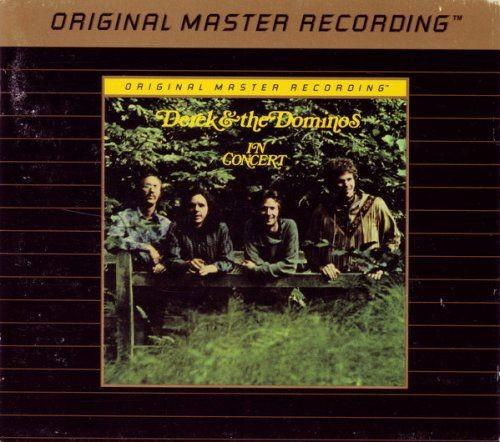 Derek & The Dominos - In Concert (MFSL 1996) Full Album