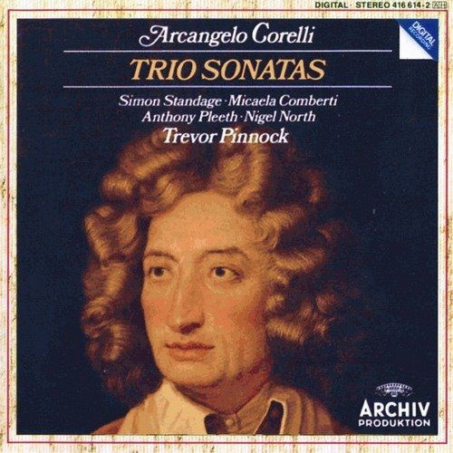 Members of English Concert - Corelli: Trio Sonatas (1987)