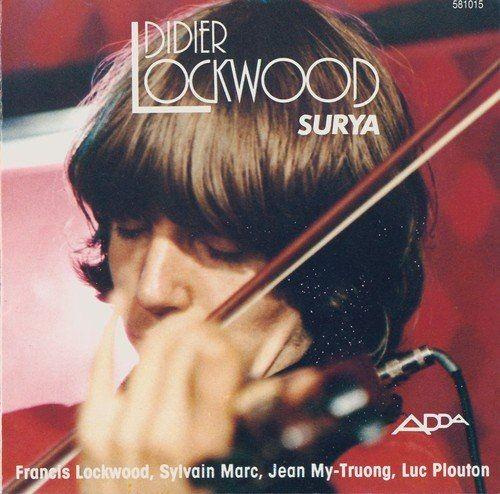 Didier Lockwood - Surya (1977) CDRip Full Album