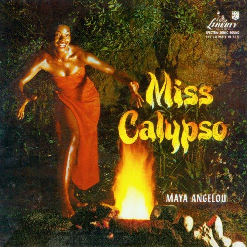 Maya Angelou - Miss Calypso (1956) LP