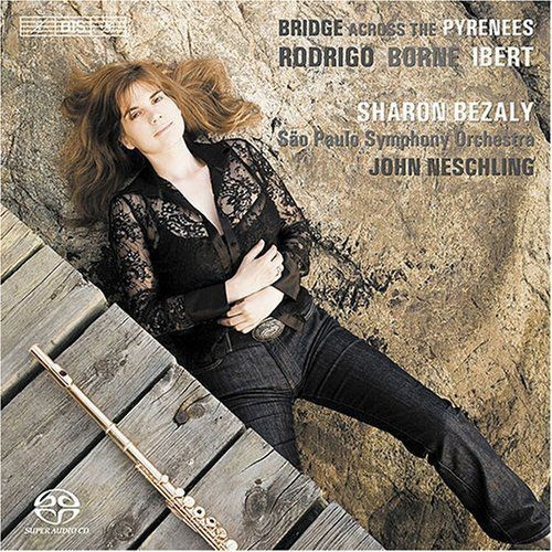 Sharon Bezaly - Bridge across the Pyrenees: Flute Concertos (2006)