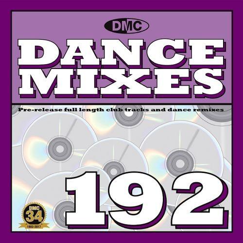 Various Artists - DMC Dance Mixes 192 (2017)