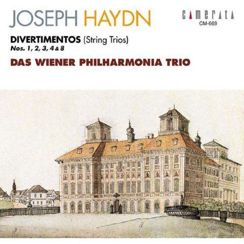 Wiener Philharmonia Trio - Haydn: String Trios Nos. 1, 2, 3, 4 & 8 (2002)