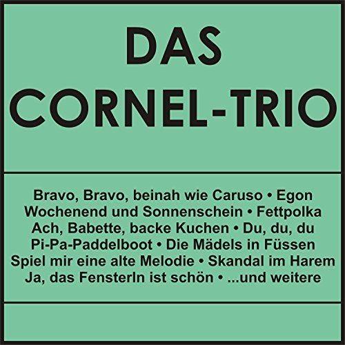 Das Cornel-Trio - Das Cornel-Trio (2017)