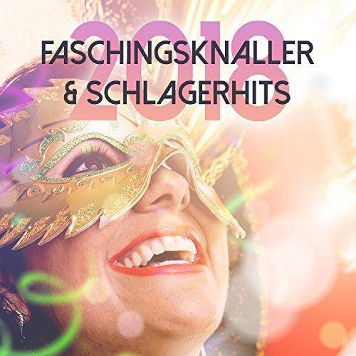 VA - Faschingsknaller & Schlagerhits 2018 (2018)