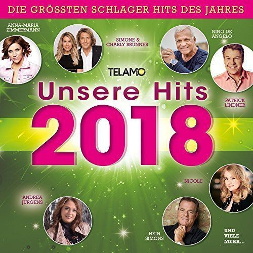 VA - Unsere Hits 2018 (2018)
