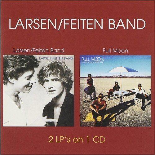 Larsen/Feiten Band - Larsen/Feiten Band + Full Moon (2005)