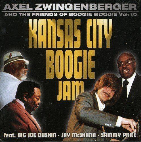 Axel Zwingenberger - Kansas City Boogie Jam (2000)