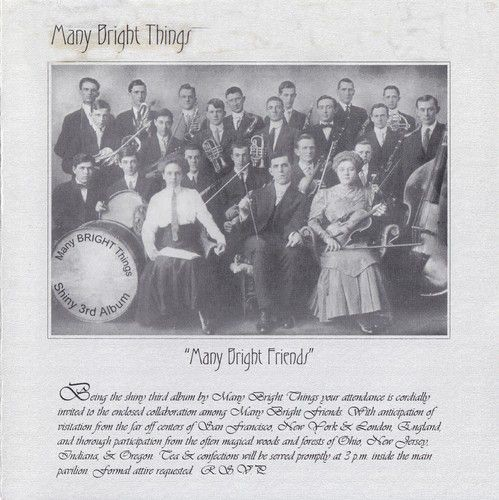 Many Bright Things - Many Bright Friends (2005)
