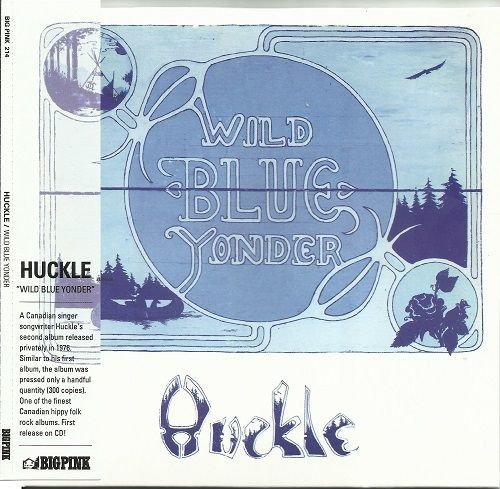 Huckle - Wild Blue Yonder (Korean Remastered) (1976/2013)